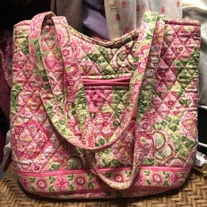 Vera Bradley | Pink Floral Bag